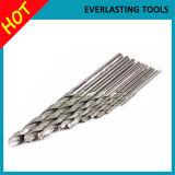A mão utiliza ferramentas bits de broca do diamante para ferramentas elétricas