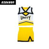 Robe jaune de fantaisie de majorettes d'Ozeason