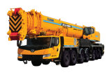 XCMGの役人100トンすべての地勢クレーンXca100