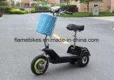 [500و] درّاجة كهربائيّة مع [ليثيوم بتّري]