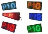 Afficheur LED P10 Withwifi extérieur rouge de Wholesels pour annoncer l'utilisation