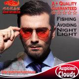 209 hommes de vision nocturne pêchant les lunettes de soleil polarisées