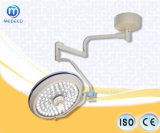 II des Shadowless LED-Geschäfts-Serie Licht-, medizinische Lampe (RUNDER AUSGLEICH-ARM, II SERIE LED 500)