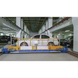 Système faisant la navette complètement automatique de stationnement de véhicule