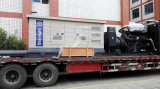 Ricardo 디젤 엔진 발전기 100kw 125kVA Water-Cooled 전기 발전기 최고 가격