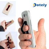 Carrinho elástico enxerto plástico do suporte do telefone da cinta do aperto do dedo do anti para o telefone de pilha