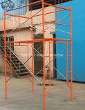 2017년 광동 공장 직매 H 프레임 비계에 의하여 사용되는 안쪽과 외부 Buildingconstruction