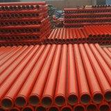 Dn125 des pièces de rechange concrètes du tuyau de pompe 1m-6m raccord de tuyau de pompe