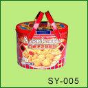 Género alimentício Tin ( SY-005 )