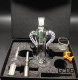 Waterpijp van de Collector van de Nectar van de Pijpen van het Glas van Gldg 10mm/14mm/19mm de Rokende met Groothandelsprijs