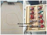 Macchinario di disegno di serie del router di CNC nuovo per il commutatore automatico dello strumento di falegnameria