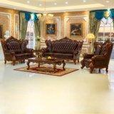 Hölzernes Sofa für Wohnzimmer-Möbel und Hauptmöbel (513A)