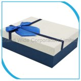 서류상 선물 상자 또는 보석함 또는 관례 크기 상자 세트 또는 물결 모양 상자