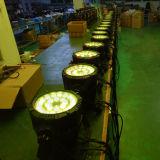Indicatore luminoso impermeabile esterno di PARITÀ di RGBW 24X12W LED