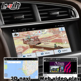 Système de navigation GPS Android de la voiture Interface vidéo pour Citroen C4, C5, C3-Xr (MRN SYSTEM) Mise à jour Navigation tactile, WiFi, Mirrorlink, Cast Screen