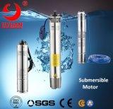 Liyuan 4 Edelstahl-Plastikantreiber-Bohrloch-Pumpe des Zoll-J300