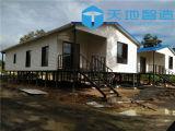 La construcción de almacenes prefabricados para la venta