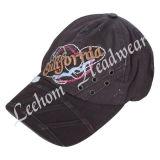 Campo de Golfe Promotiona personalizado lavada Sport Cap