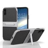 Koffer-Entwurfs-Fall für iPhone X