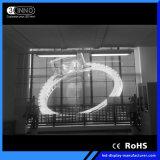 P3.9/7.8mmの高い明るさフルカラーSMD LEDの透過スクリーン