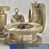 L'acciaio di getto Wcb/Lcb sceglie la valvola di ritenuta dell'oscillazione della cialda del disco