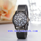 주문 로고 스테인리스 시계 (WY-027A)