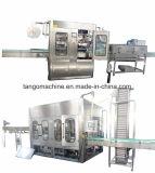 Pacotes de garrafas de água potável a linha de produção de equipamento de enchimento de processamento para garrafa