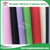 Bag usar 100% polipropileno Nonwoven Fabric (50-150gsm)
