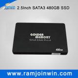 USB3.0タイプ2.5inch Sm2246en MLC 480GB SSDのハード・ドライブ