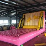 Замок Junping игрушки брезента PVC раздувной