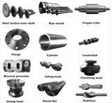 Parte dell'asta cilindrica dell'acciaio da forgiare di precisione