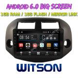 """Witson 10.2 """" Grote Androïde 6.0 Auto van het Scherm DVD voor Toyota RAV4 2008"""