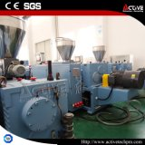 Aktive Rohr-Strangpresßling-Maschine des Belüftung-Rohr-Machine/PVC