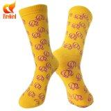 Счастливое цветастое сделанное по образцу платье Socks таможня