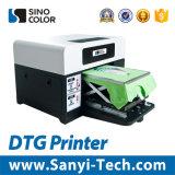 Impresora de la ropa de la tela de Digitaces