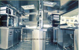 Dongfeng 4X2 торговые автоматы тележка для мобильных ПК 5 Тонн Кейтеринг кухня погрузчика