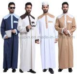 주문 폴리에스테 민중 아라비아 이슬람교 회교도 남자 의류는 겉옷을 입는다
