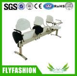 Stahl 3 Seater Flughafen-allgemeiner Stuhl-Wartestuhl (SF-74)