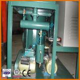 Máquina mineral portátil da filtragem da desidratação do petróleo hidráulico