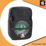 Altavoz audio profesional PS-3210gc-Wb de la batería de Bluetooth del altavoz
