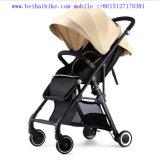 China-Baby-Spaziergänger-Hersteller Portbable BabyPram 2017