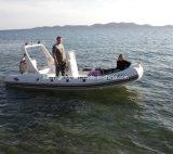 Liya 19FT 90HP Hypalonの個人的なWatercraftのボートの川の漁船