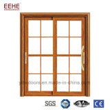 Двери кухни самомоднейшей конструкции раздвижная дверь алюминиевой алюминиевая стеклянная