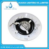 indicatore luminoso subacqueo della multi di colore LED di 24W 12V lampada fissata al muro del raggruppamento per la piscina