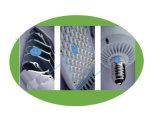 Actualización de 180 grados de maíz de la luz LED para estacionamientos luz