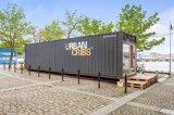 Панель стены HPL для дома контейнера