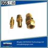 製造のカスタム青銅色の銅の自動車部品の精密機械化