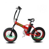 48V 750W Ebike Cadre en alliage en aluminium de haute qualité vélo électrique pliant