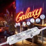 Produits de la Chine 2835 Injection avec lentille 3Module LED étanche