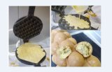 Газ купол яйцо вафель Бейкера в конус кофеварка для приготовления вафель машины маффин машины
